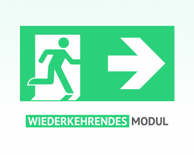 ArbeitnehmerInnenschutz: Wiederkehrendes Modul